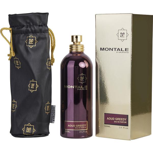 Montale - Aoud Greedy : Eau de Parfum Spray 3.4 Oz / 100 ml