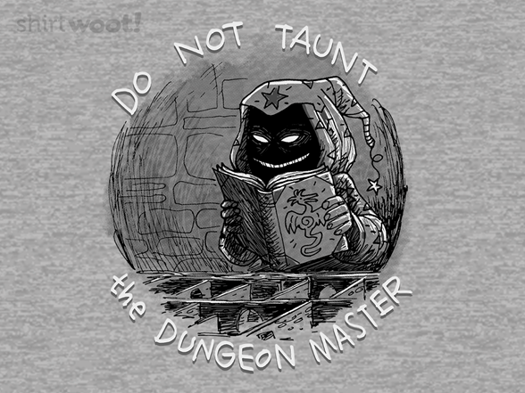 Dungeon Rule Number One T Shirt