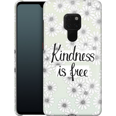 Huawei Mate 20 Smartphone Huelle - Kindness is Free von Barlena