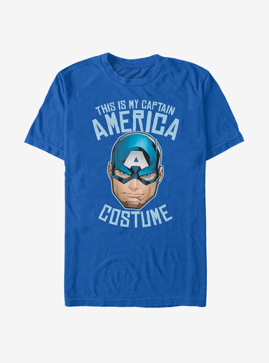 Marvel Halloween My Captain America Costume T-Shirt