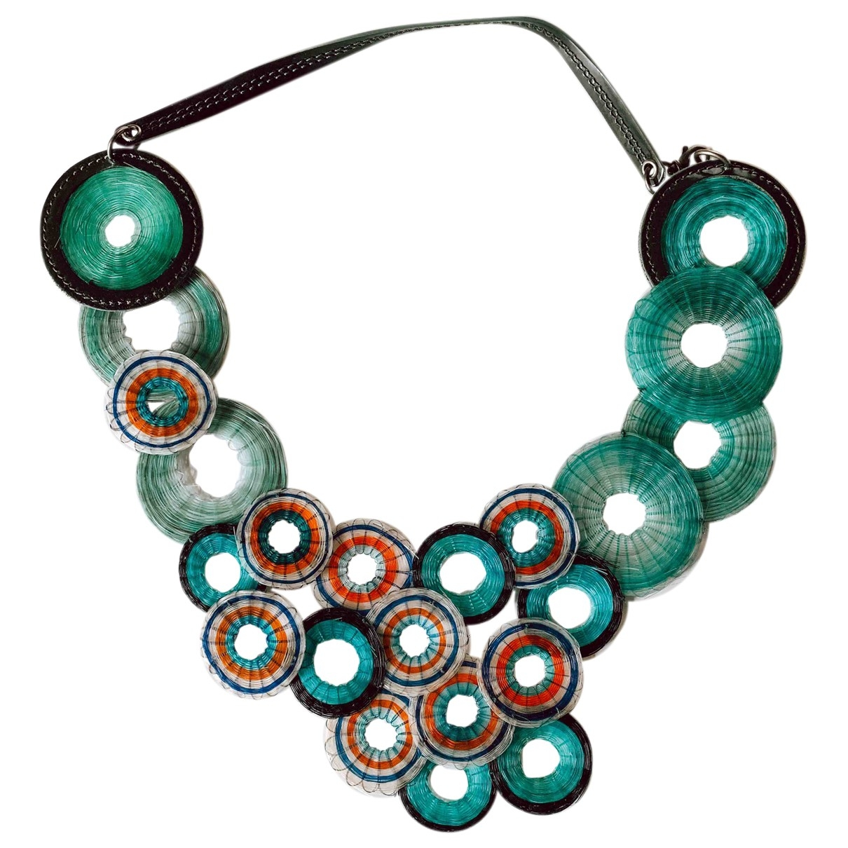 Marni \N Multicolour Metal necklace for Women \N
