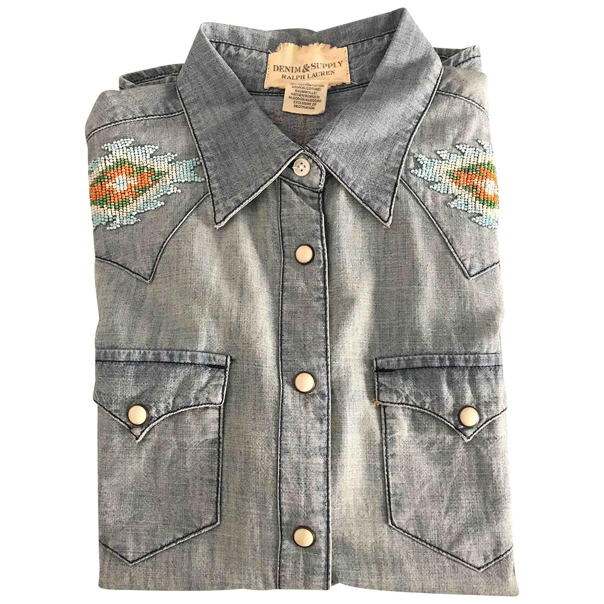 Camisa Ralph Lauren Denim & Supply