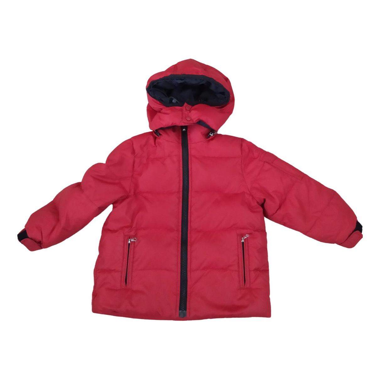 Moncler Hood Red jacket & coat for Kids 2 years - up to 86cm FR