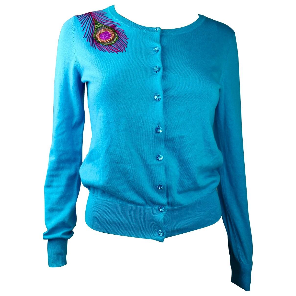Matthew Williamson For H&m \N Blue Cotton Knitwear for Women XS International