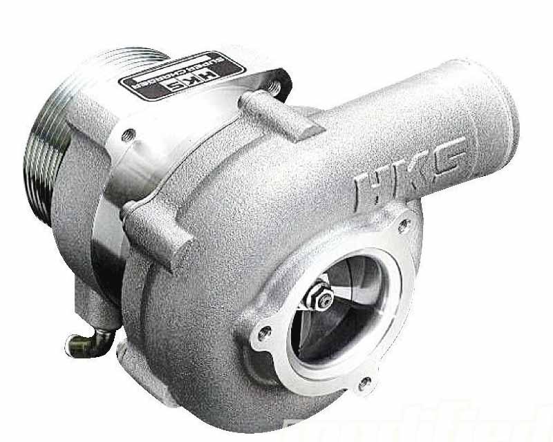 HKS 12001-AT009 GT Supercharger Pro Kit Subaru BR-Z 13-15