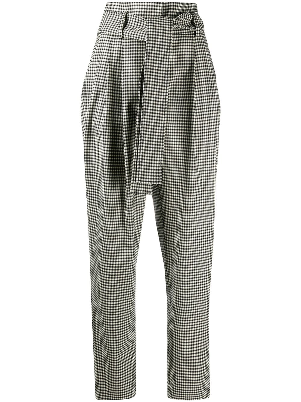 Lester Wool Trousers