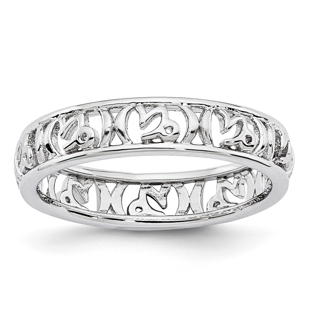 Sterling Silver Affordable Expressions Capricorn Zodiac Ring (8)