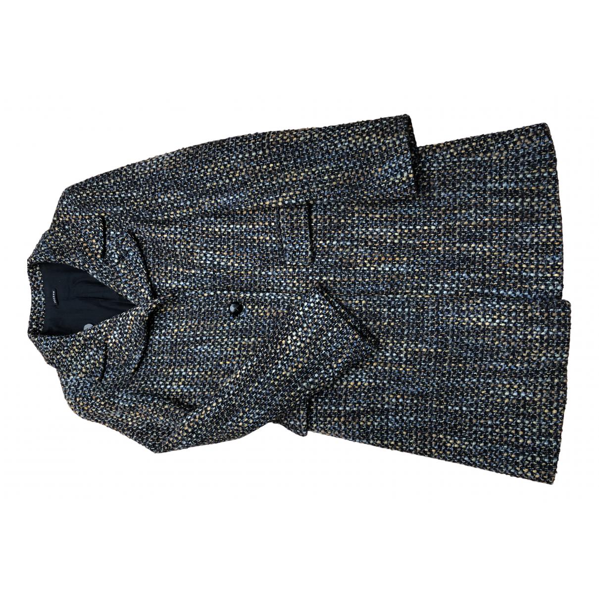 Joseph N Multicolour Wool coat for Women 38 IT