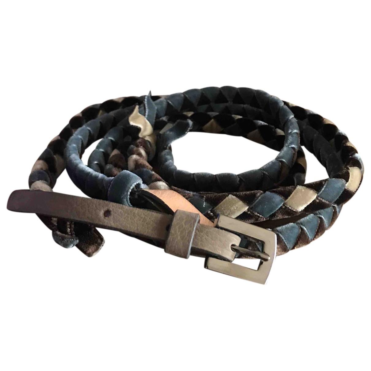 Cinturon de Cuero Malo
