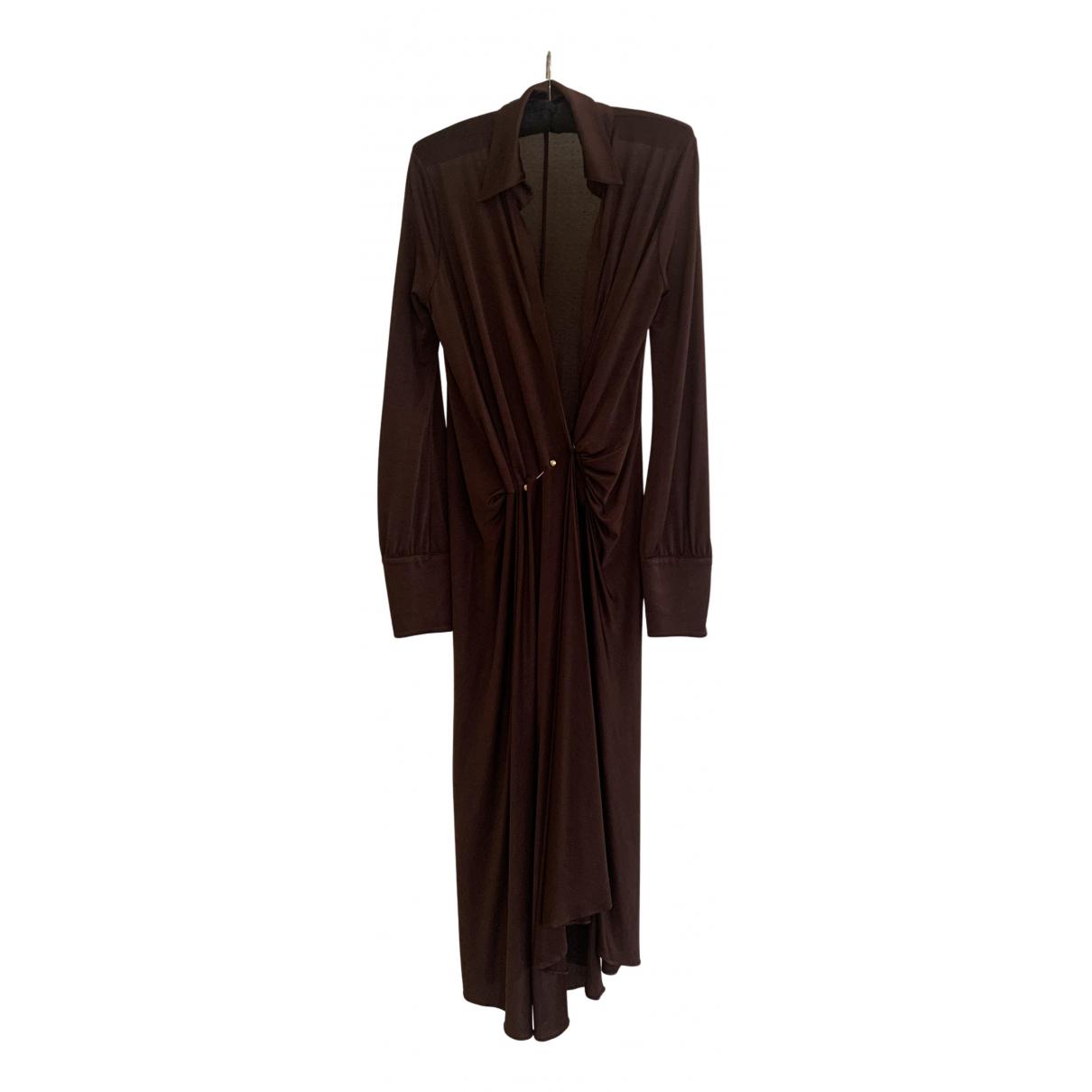 Dodo Bar Or \N Kleid in  Braun Polyester