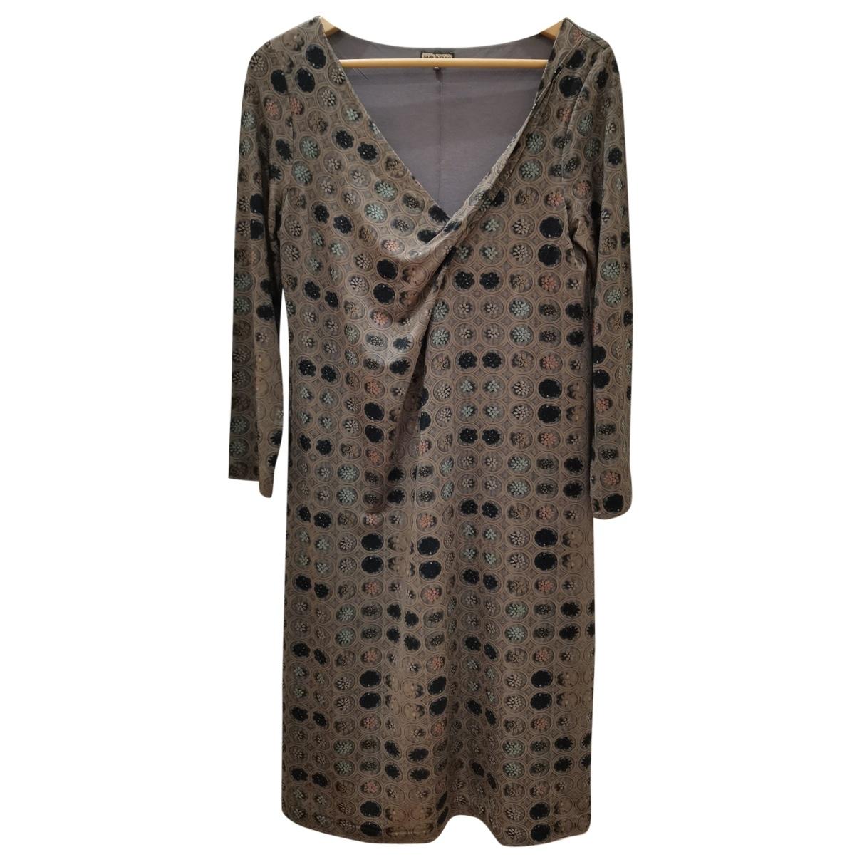 Maliparmi \N Multicolour dress for Women 42 IT