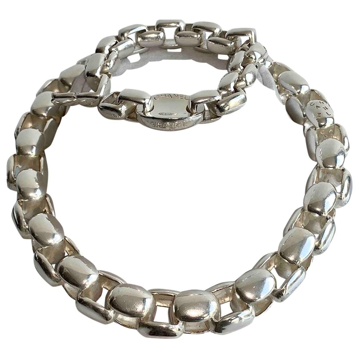 Chanel \N Schmuck-set in  Silber Silber