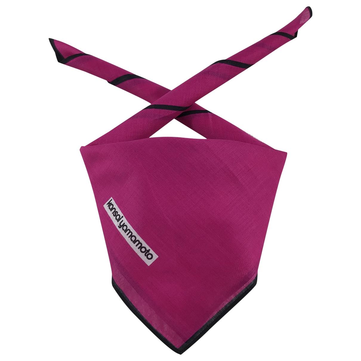 Kansai Yamamoto \N Cotton scarf for Women \N