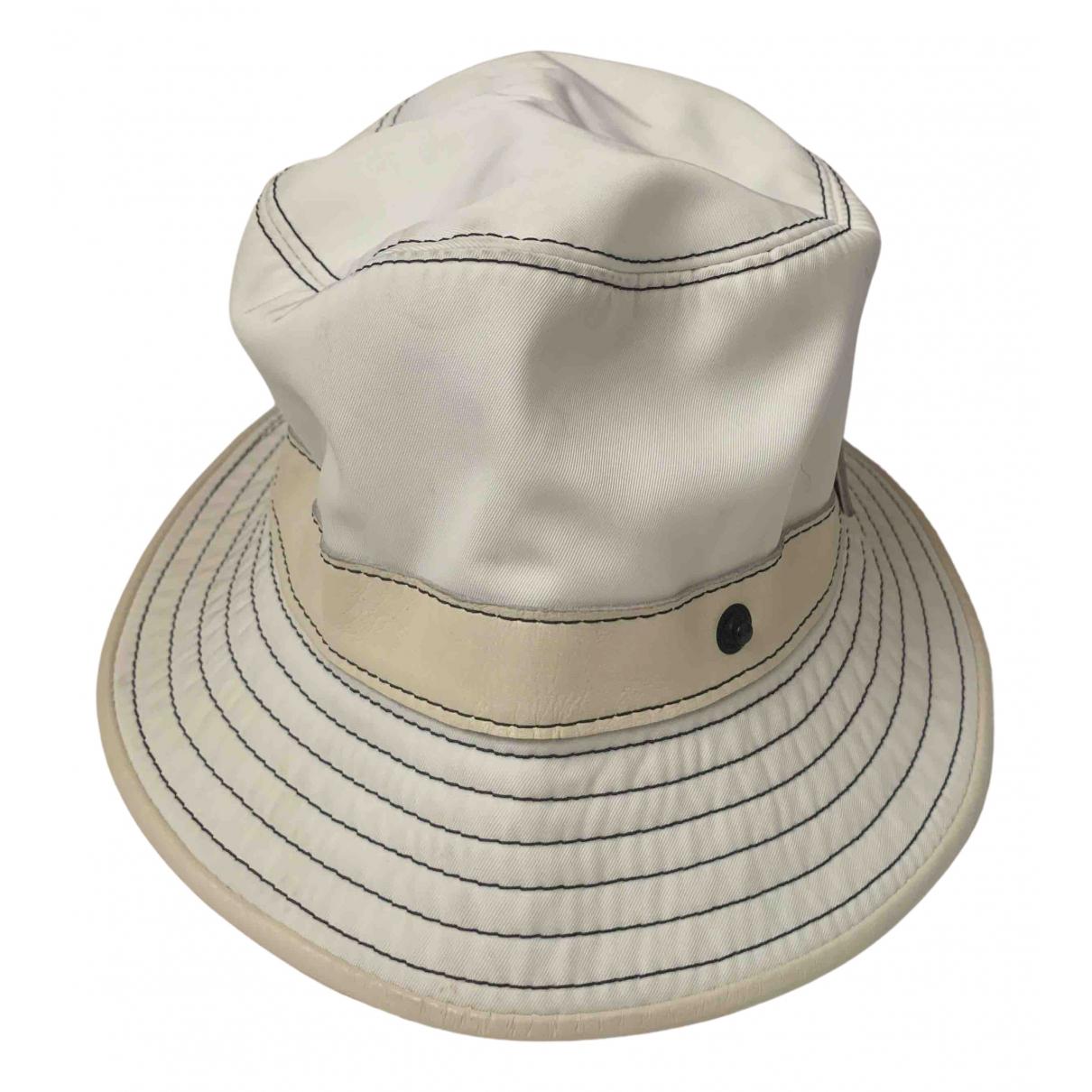 Tods - Chapeau   pour femme - blanc