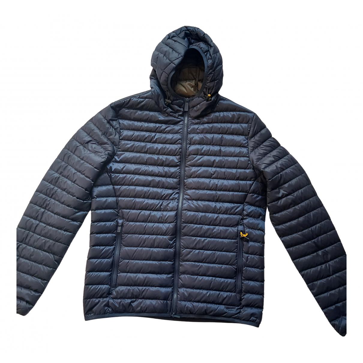 - Manteau   pour homme - bleu
