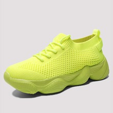 Men Lace-up Decor Wide Fit Chunky Sneakers