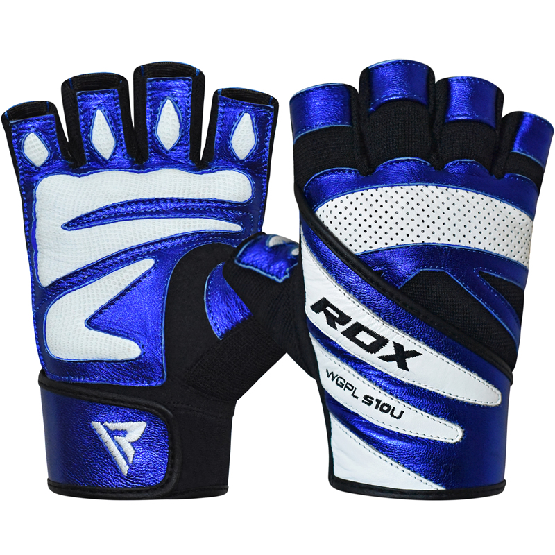 RDX S10 Concept Blau Fitnesshandschuhe XS Blau