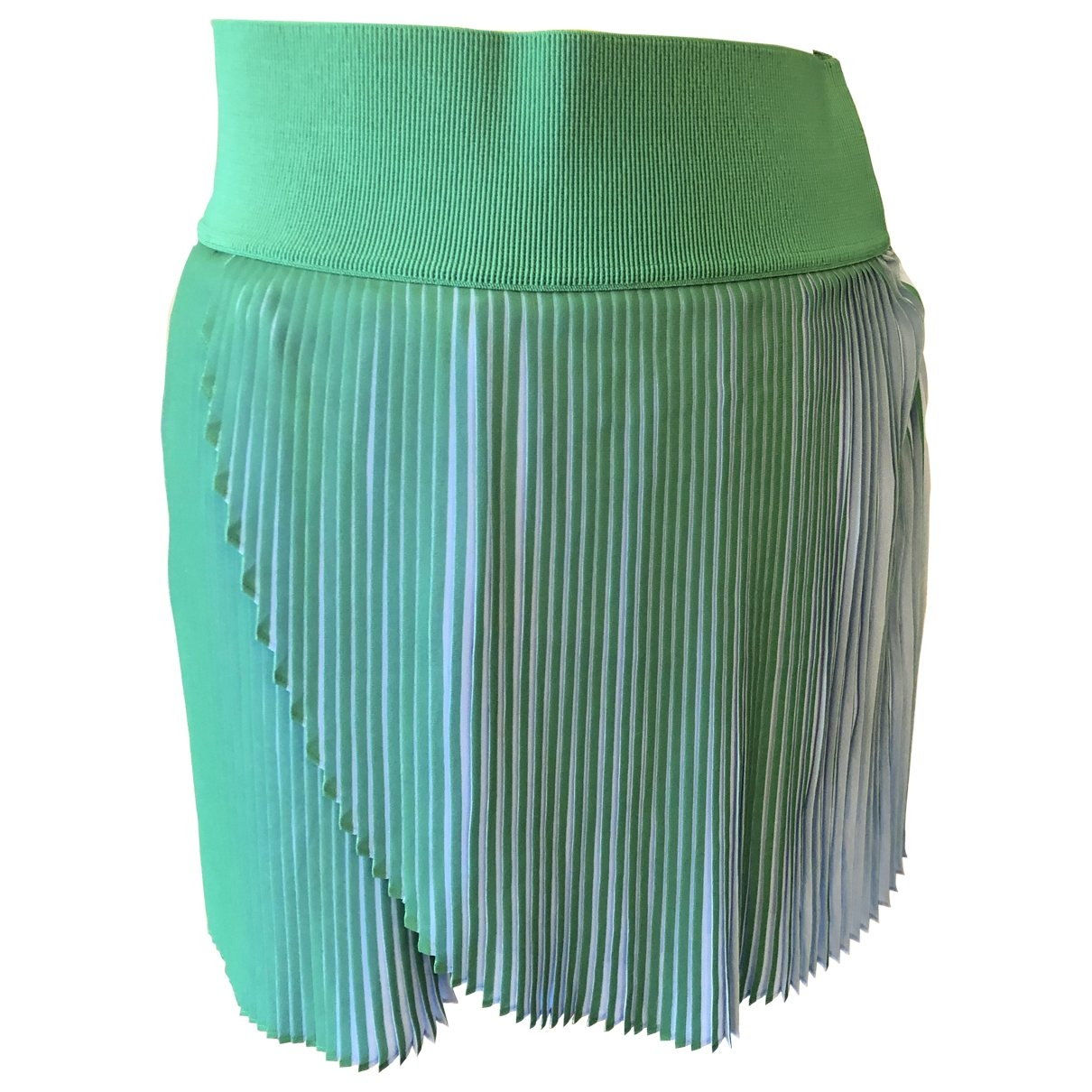 Stella Mccartney \N Green skirt for Women 36 FR