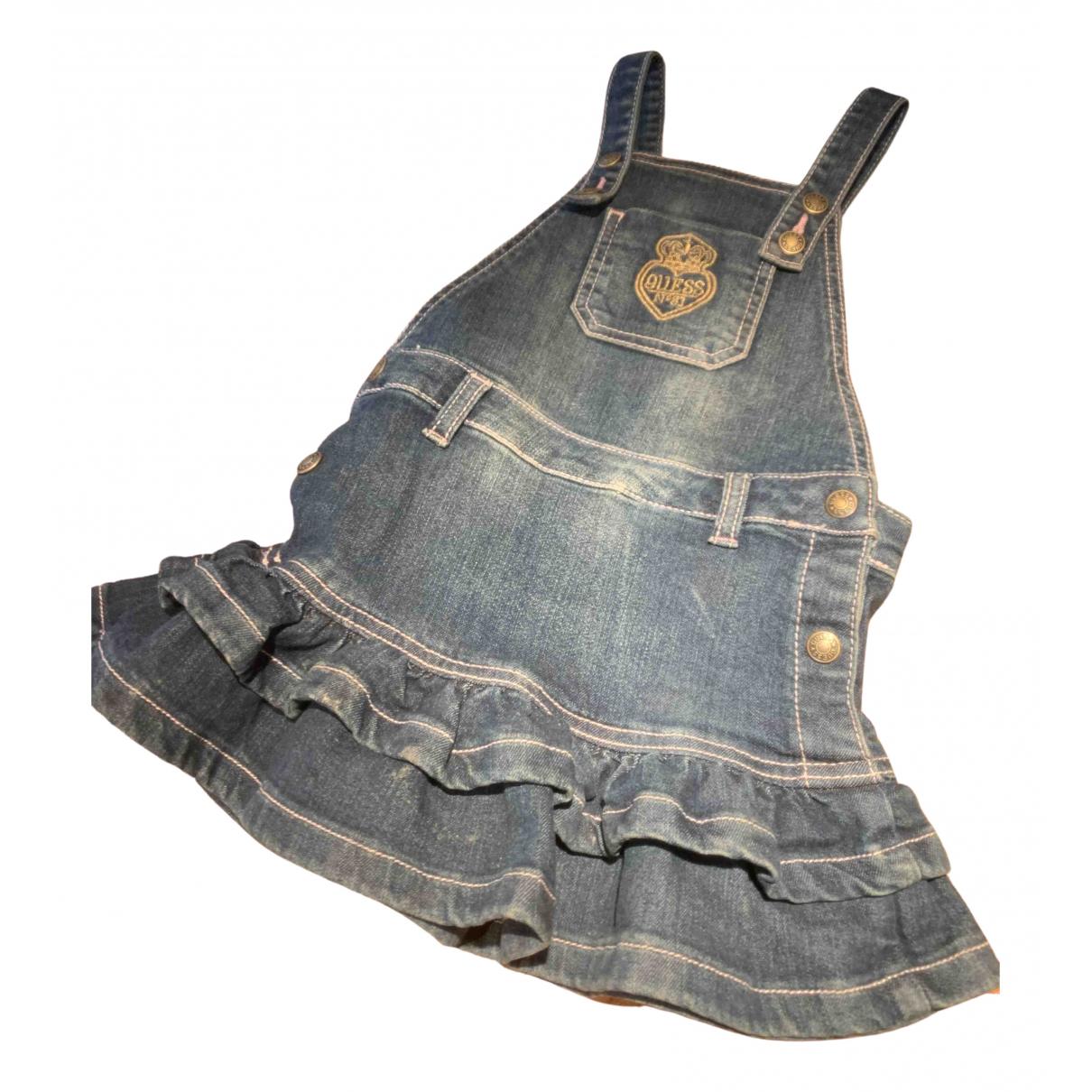 Guess \N Kleid in Denim - Jeans