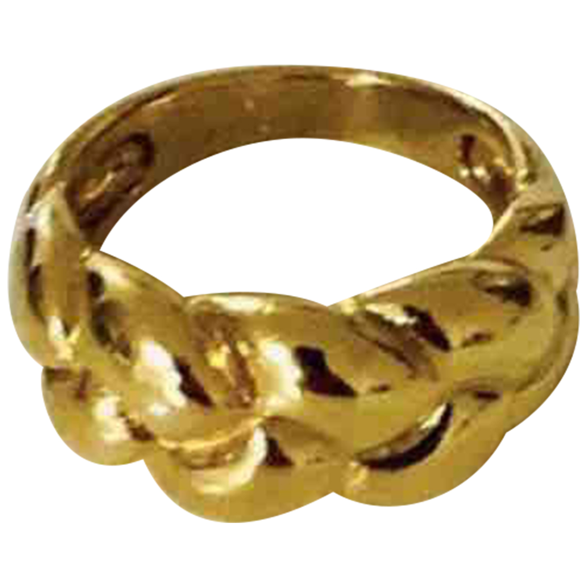 Van Cleef & Arpels N Gold Yellow gold ring for Women 9 US