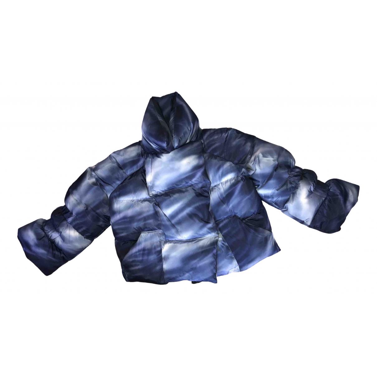 Saks Potts - Manteau   pour femme - bleu