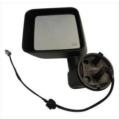 Crown Automotive Replacement Door Mirror (Black) - 5182175AA