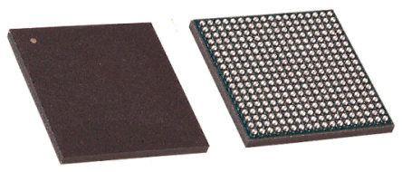 Microchip ATSAMA5D36A-CU, 32bit ARM Cortex A5 Microcontroller, SAMA5D3, 536MHz, 160 kB Flash, 324-Pin LFBGA