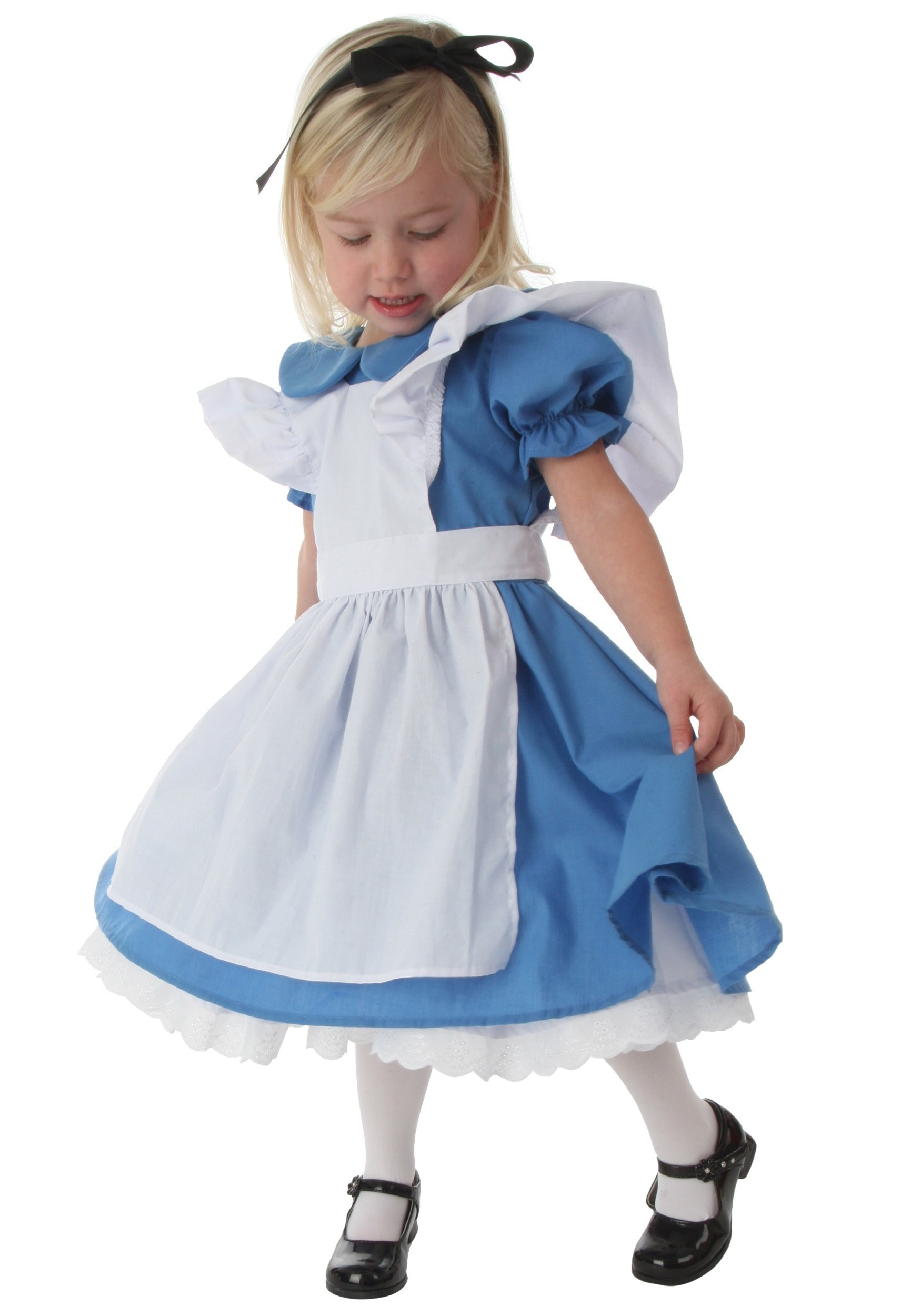 Deluxe Toddler Alice Costume | Exclusive | Made By Us