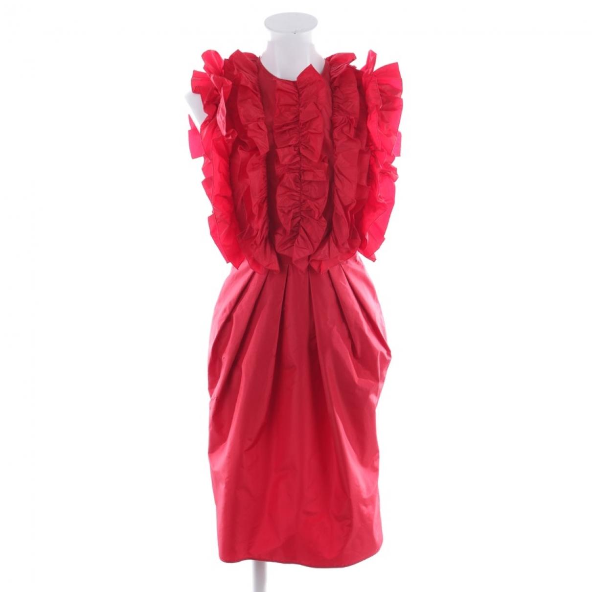 Vestido de Seda Giambattista Valli