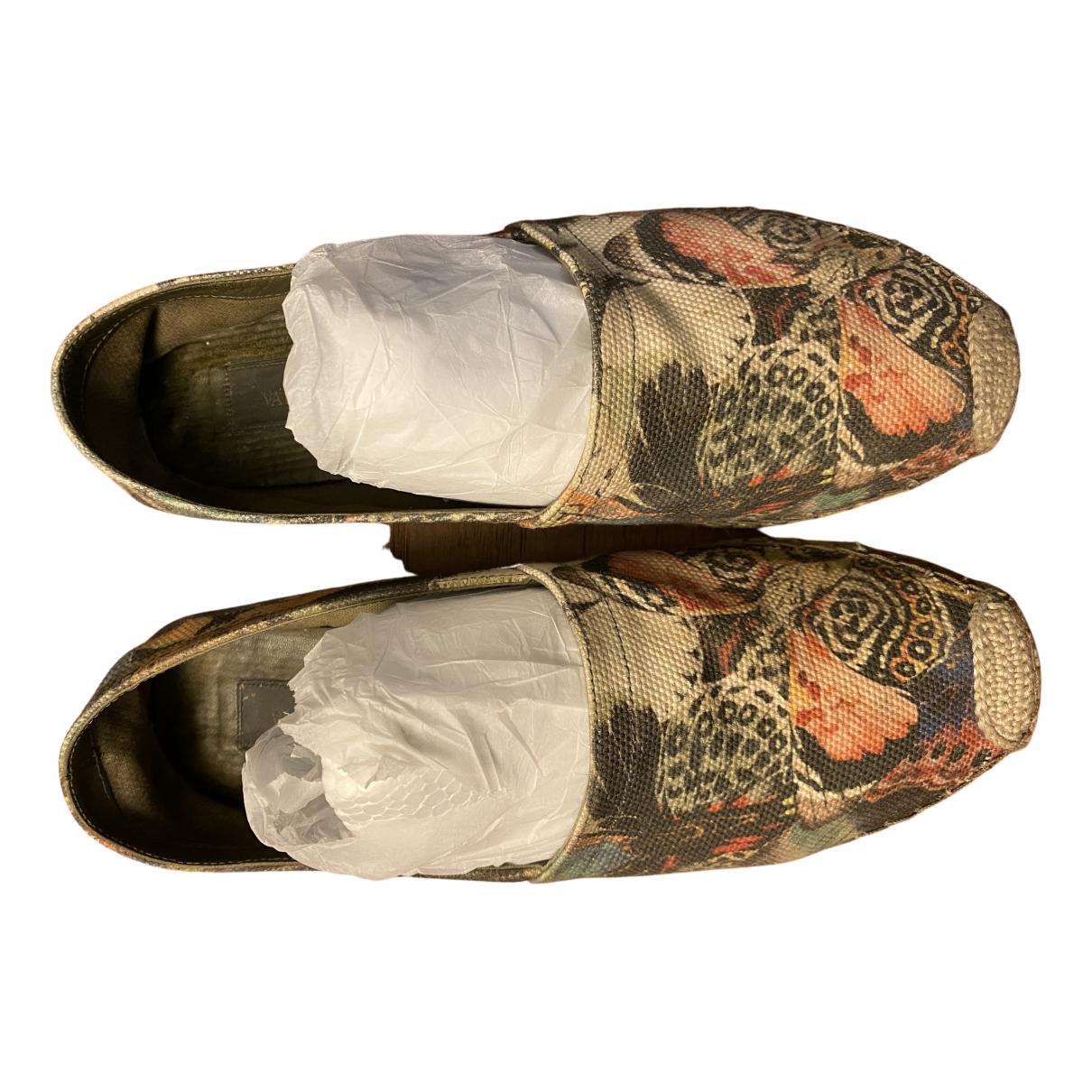Valentino Garavani \N Cloth Espadrilles for Women 37 EU