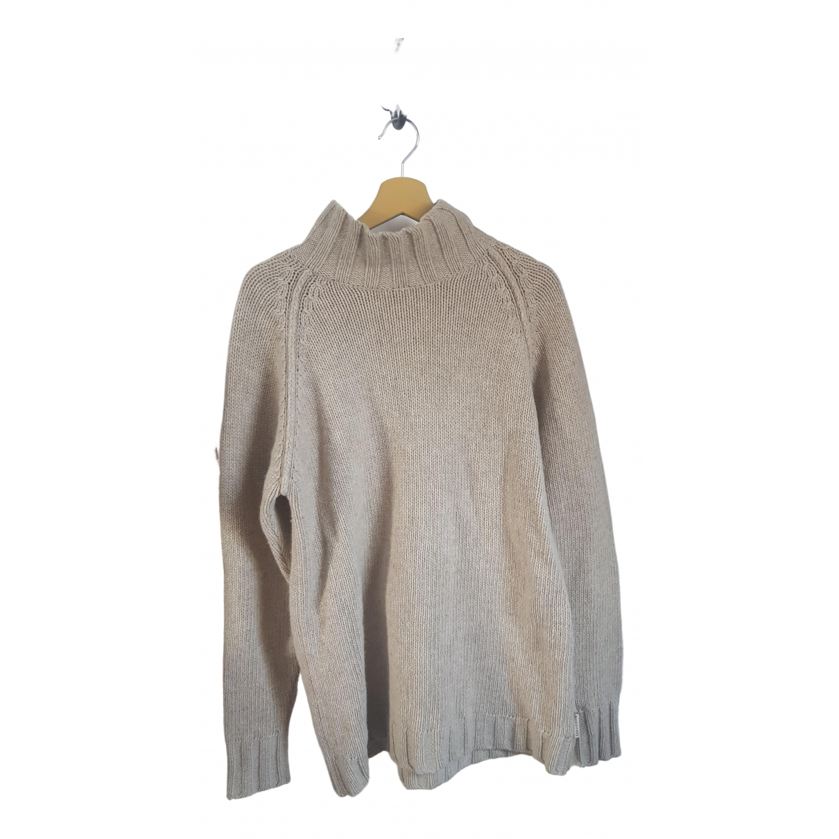 Chevignon - Pulls.Gilets.Sweats   pour homme en laine - beige