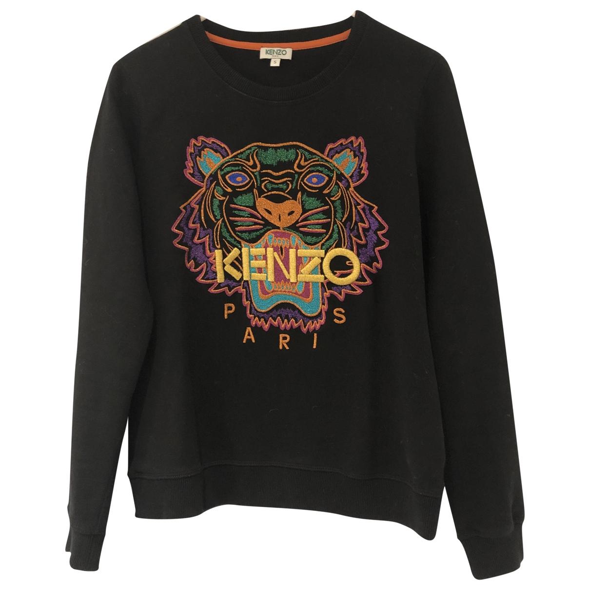 Kenzo \N Pullover in  Schwarz Viskose