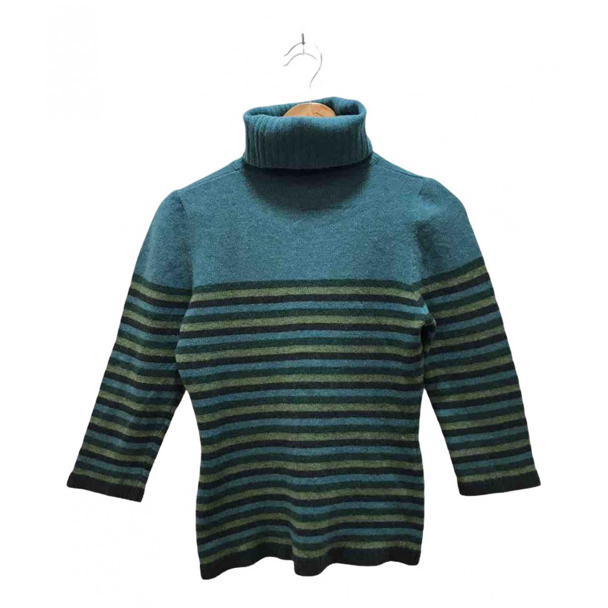 Isabel Marant N Green Cotton Knitwear for Women 32 FR