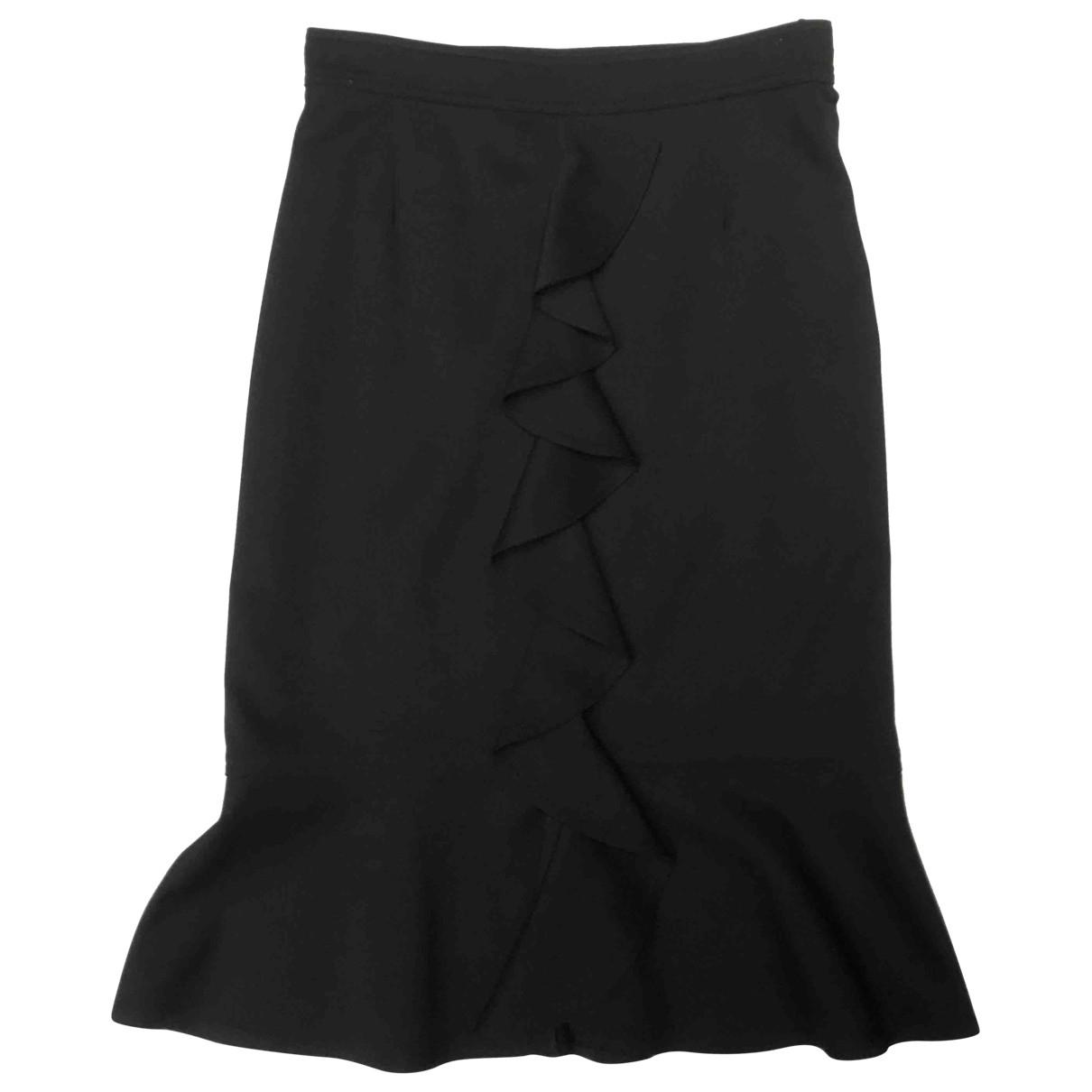 Yves Saint Laurent - Jupe   pour femme - noir