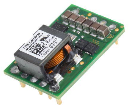 TDK-Lambda Non-Isolated DC-DC Converter, 3.3 → 24V dc Output, 14A