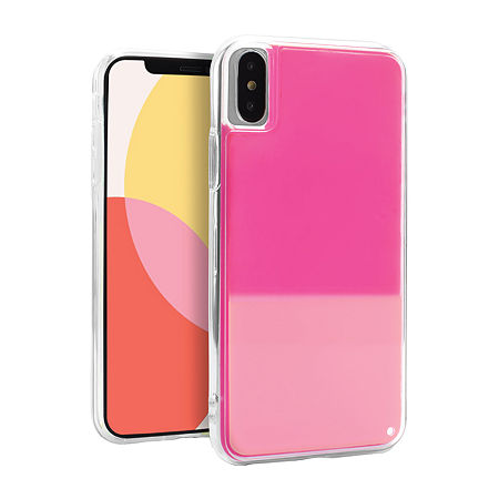 Glow Up Iphone Case XR/11, One Size , Pink