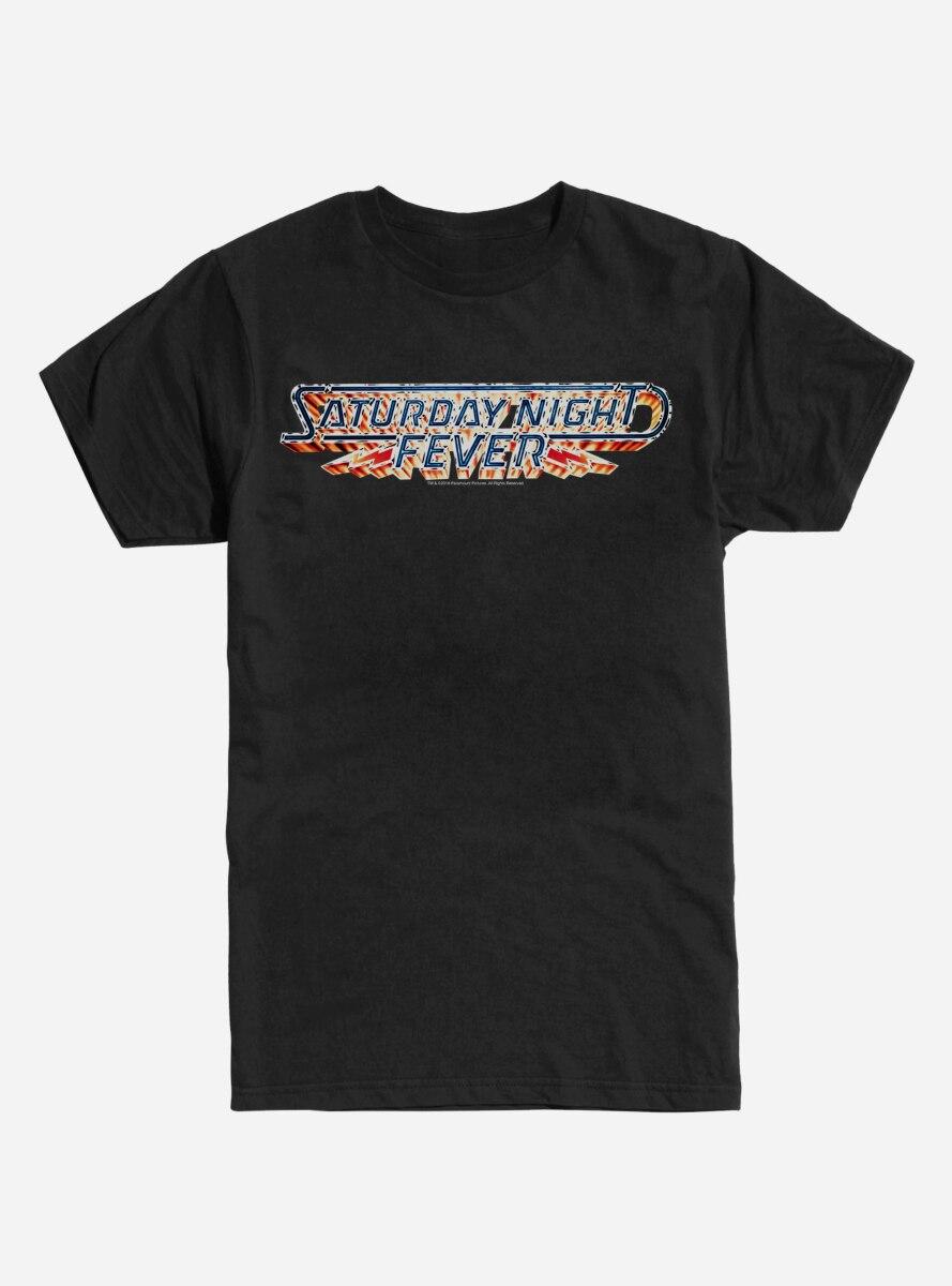 Saturday Night Fever Logo T-Shirt