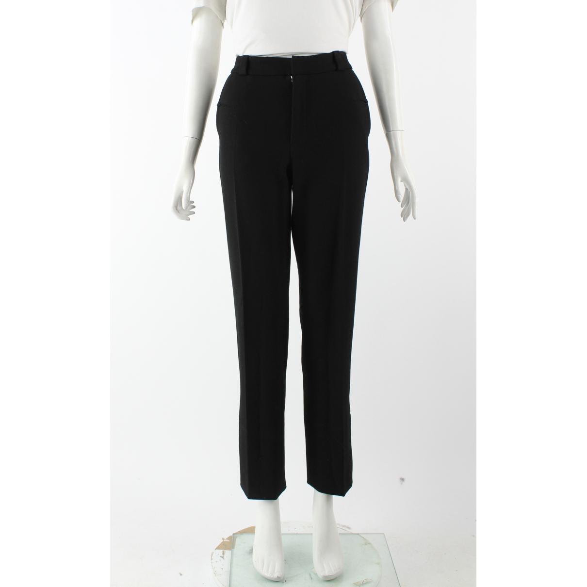 Roland Mouret N Black Trousers for Women 12 UK