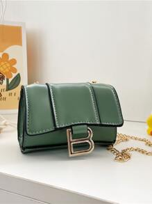 Mini Chain Crossbody Bag