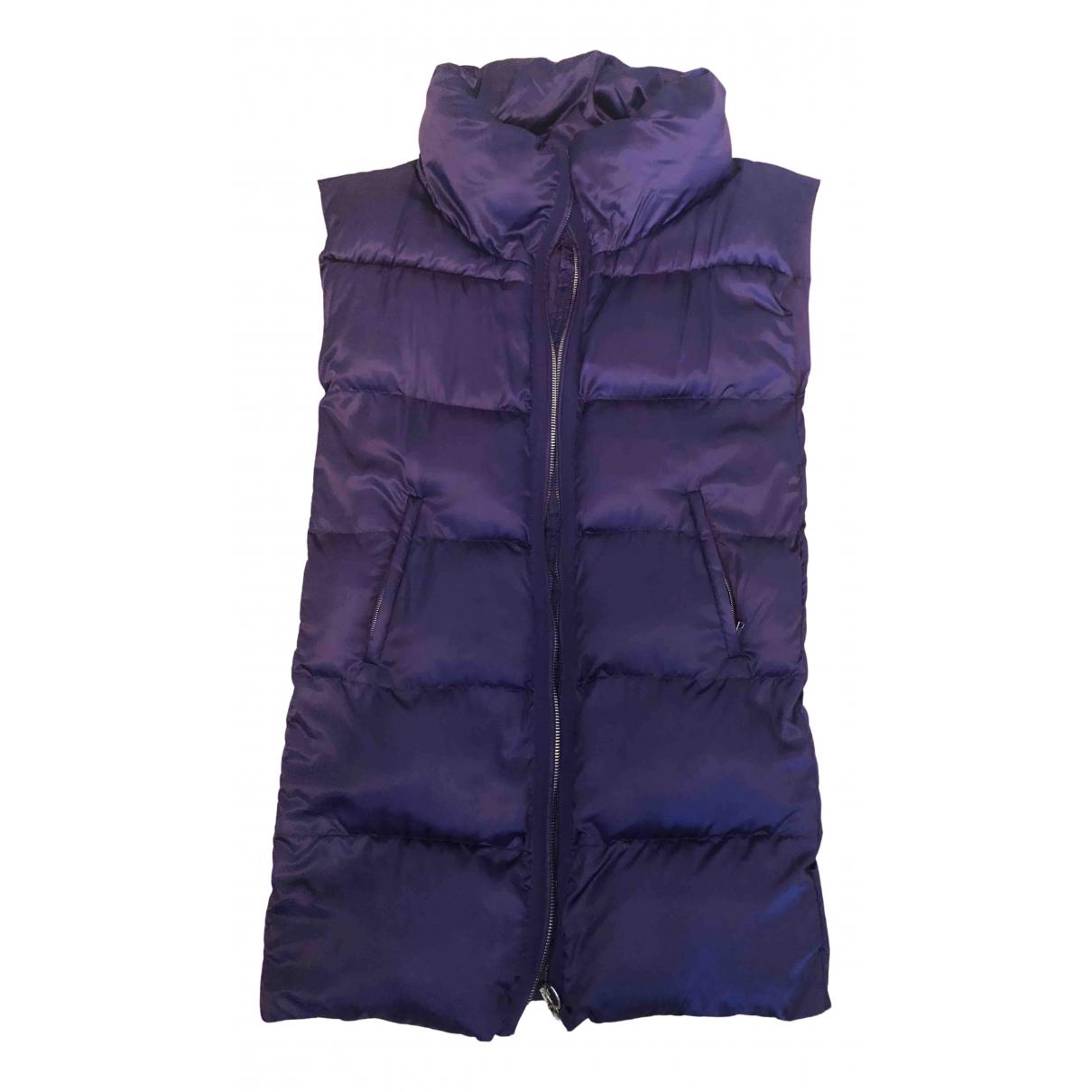 Pinko - Manteau   pour femme - violet