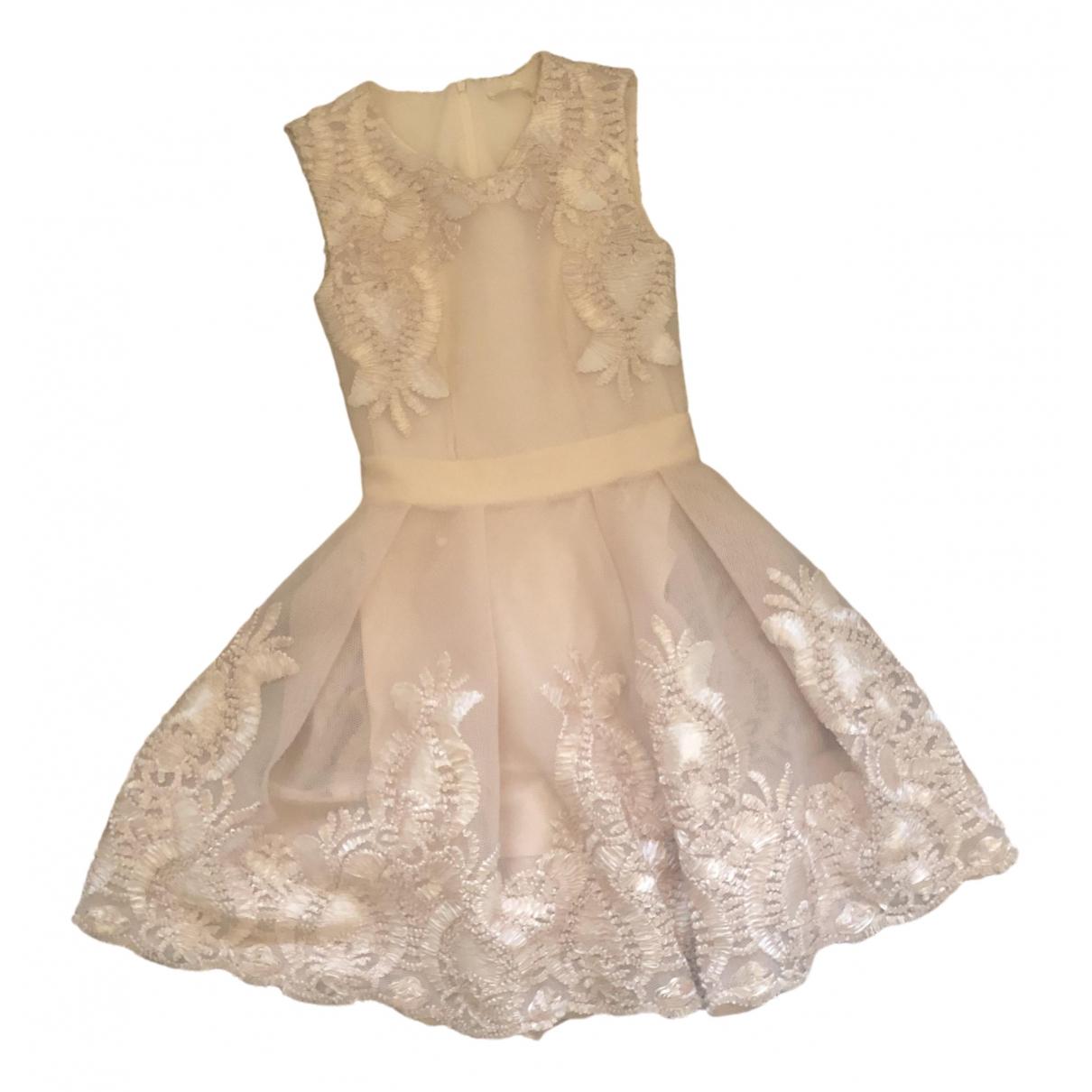 Maje \N Pink dress for Women 40 FR