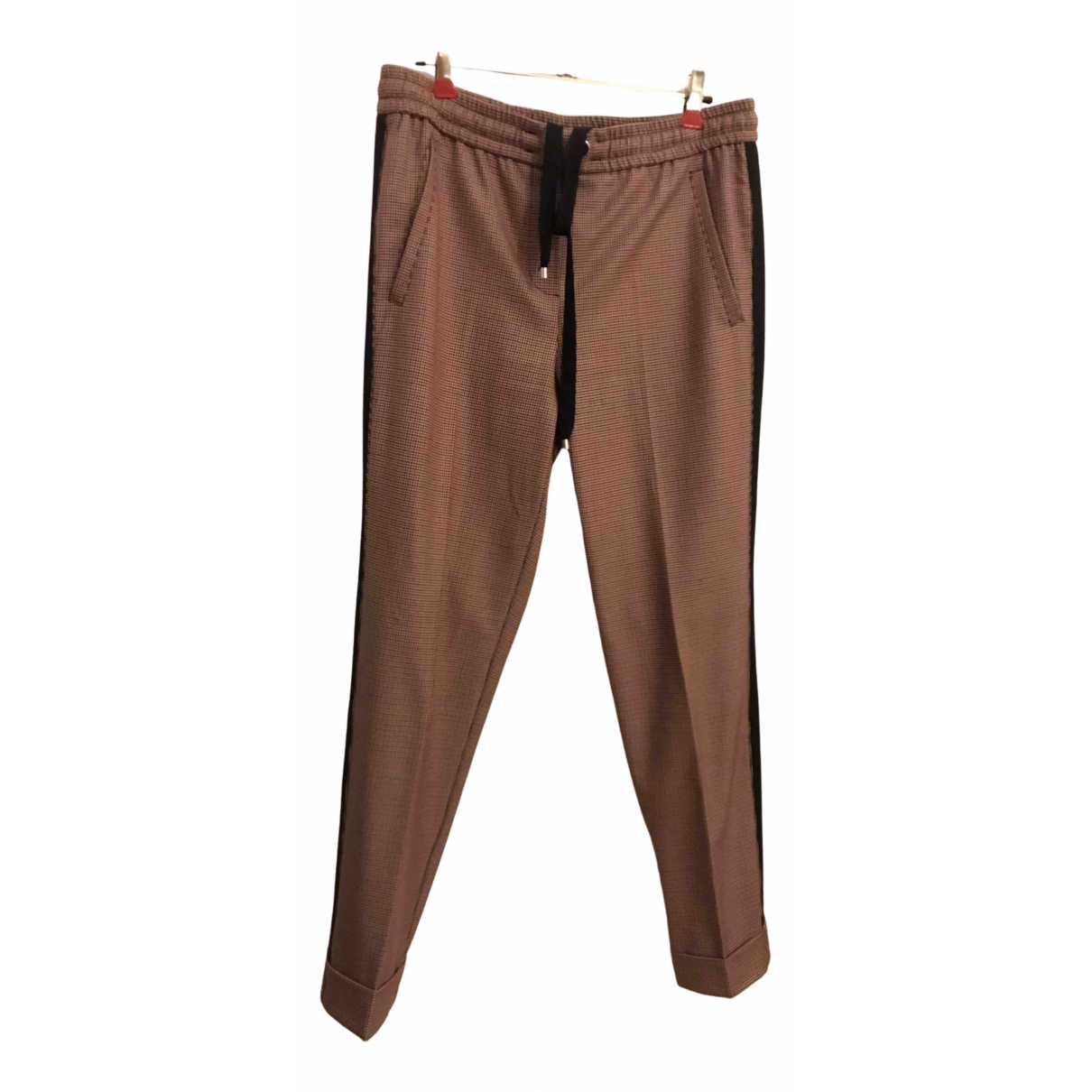 Intrend N Multicolour Trousers for Women 40 IT