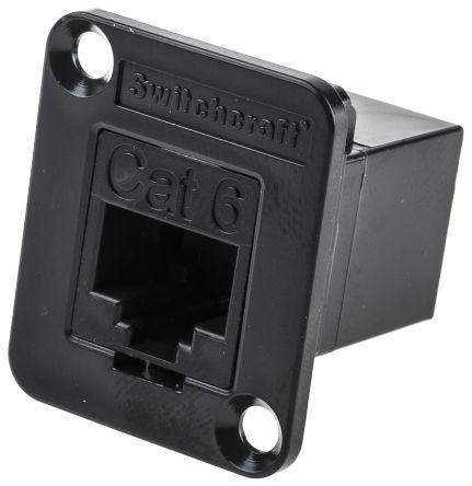Switchcraft Cat6 RJ45 Adapter