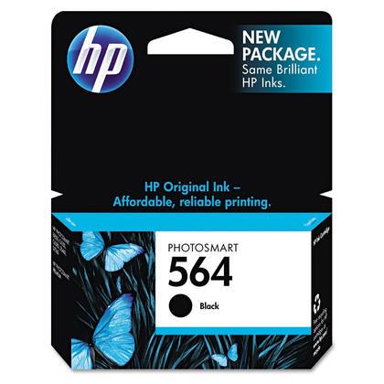 HP 564 CB316WC CB316WN cartouche d'encre originale noire