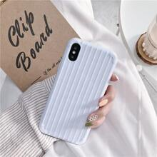 Solid Color Soft iPhone Case