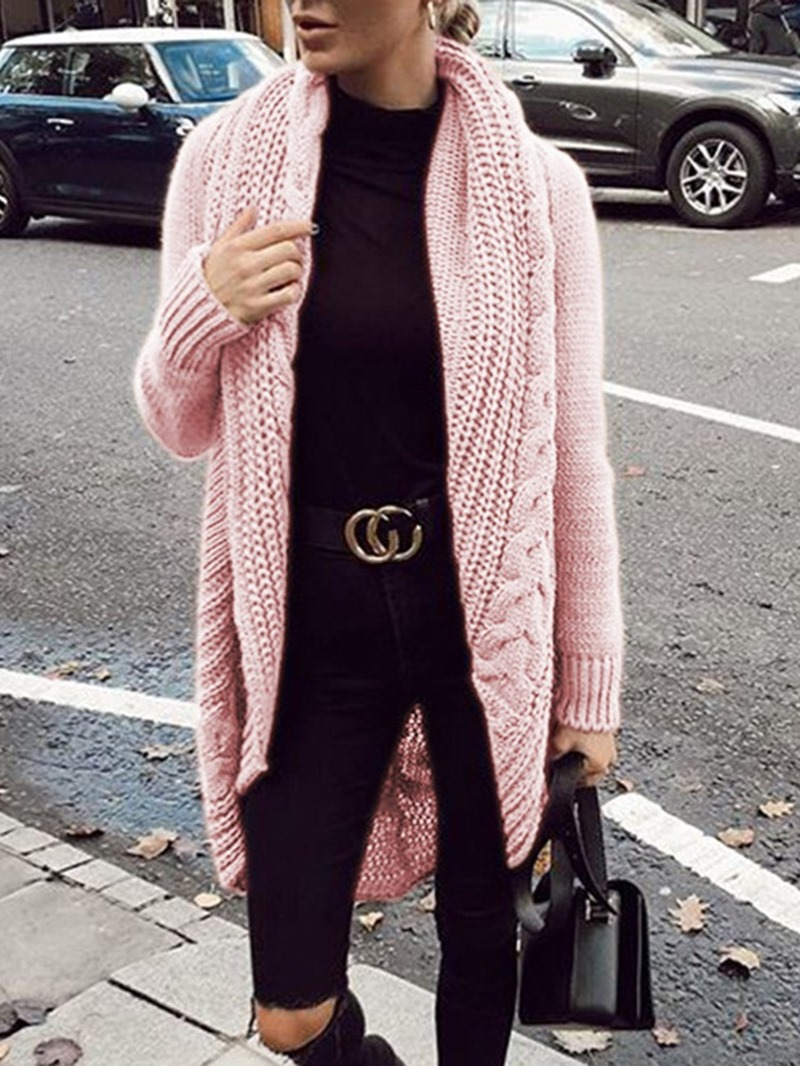 Ericdress Thin Regular Winter Long Sleeve Sweater
