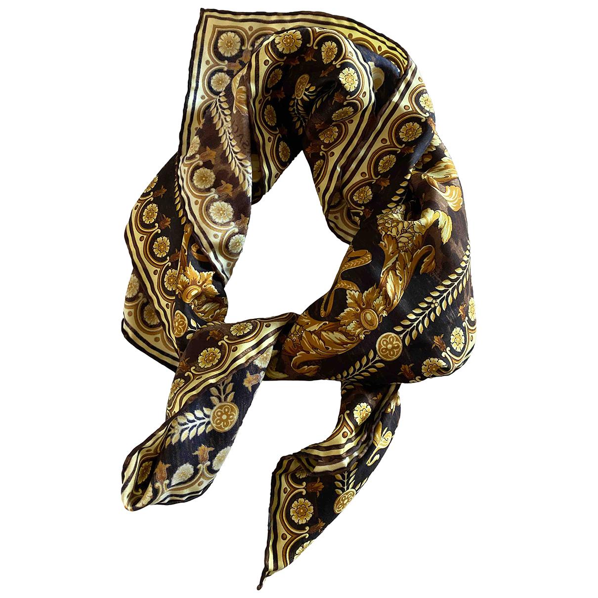 Versace \N Schal in Seide
