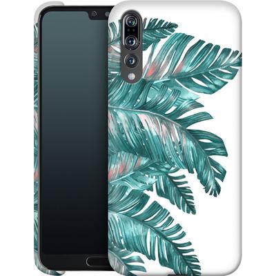 Huawei P20 Pro Smartphone Huelle - Tropical Blue von Mark Ashkenazi