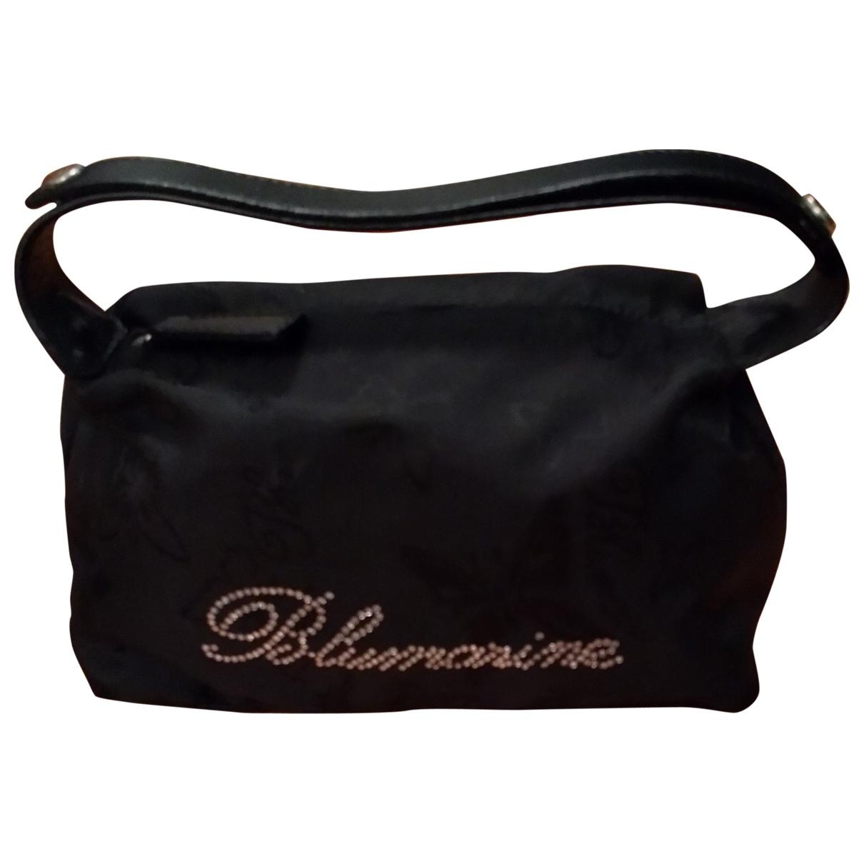 Blumarine N Black Cloth handbag for Women N