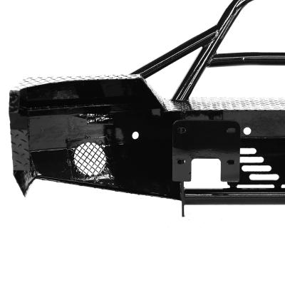 Ranch Hand Summit BullNose Series Front Bumper (Black) - BSG151BL1
